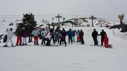 Journée Ski débutants 2 à La Pierre Saint Martin
