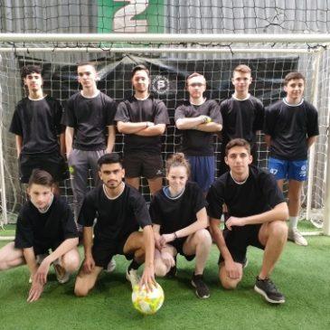 Soccer à Pau